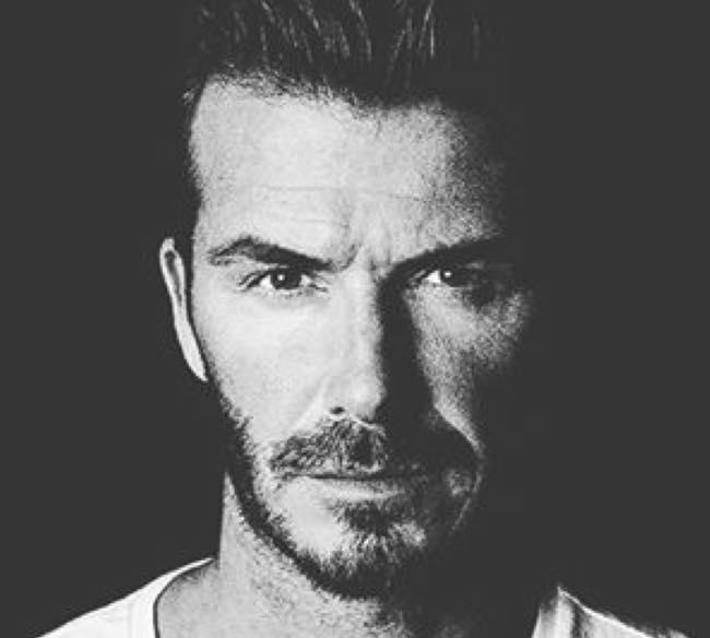 David Beckham eletto uomo più sexy del mondo