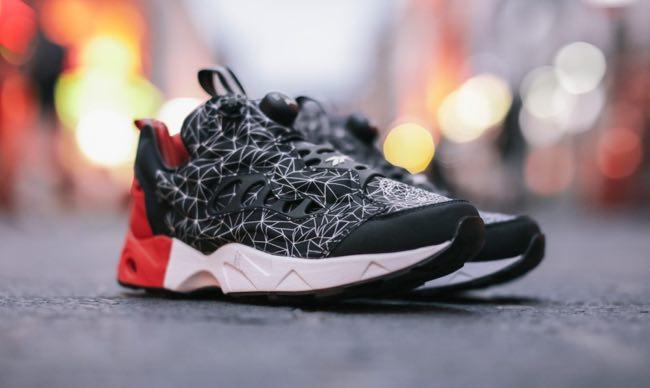 Instapump Fury Road la sneaker unisex limited edition