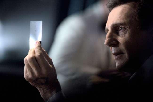 Liam Neeson uomo del futuro al Super Bowl del 7 febbraio