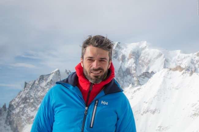 Luca Argentero protagonista sul canale YouTube Courmayeur MontBlanc