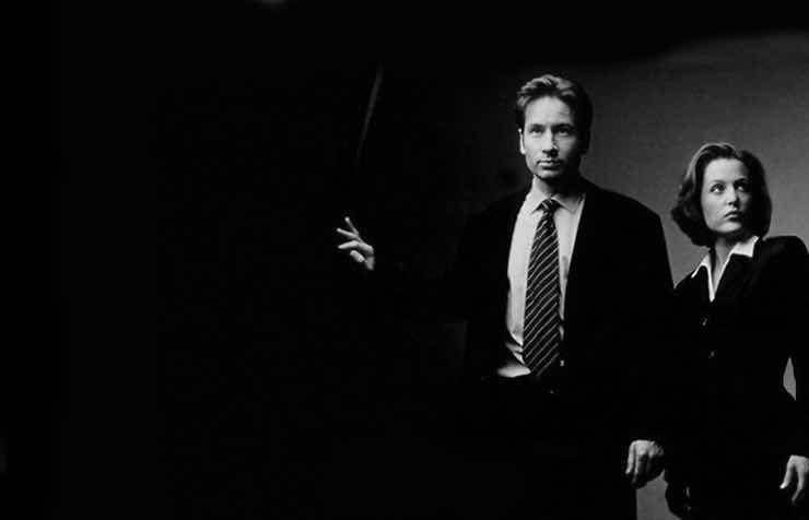 David Duchovny X Files