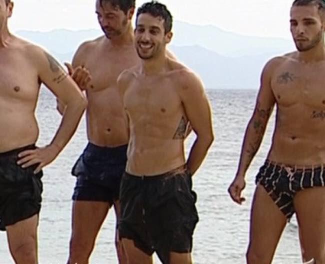 Isola il miglior Jonas Berami di sempre è il Jonas Berami a petto nudo