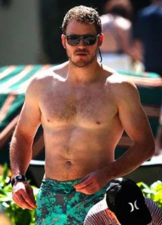 Chris Pratt senza vestiti in Passengers al cinema