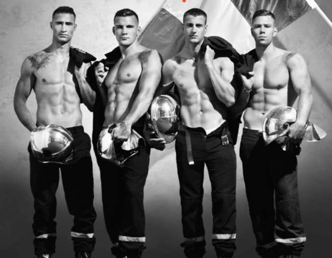 Calendario Pompieri.Calendario Pompieri 2017 Tuttouomini Tuttouomini