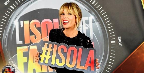 Compenso Alessia Marcuzzi isola dei famosi e quanto hanno guadagnato i naufraghi