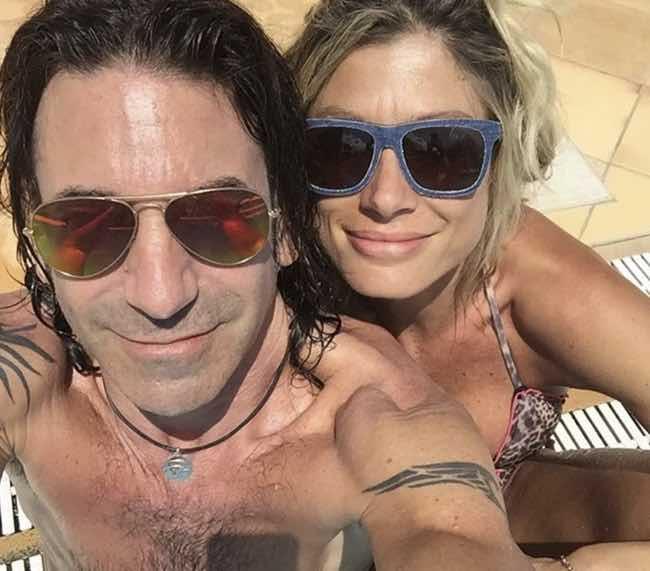 Maddalena Corvaglia si separa chi è l'ex marito Stef Burns