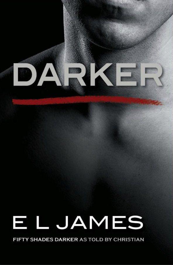Darker il nuovo libro di E.L James, cinquanta sfumature di mero viste da Mister Grey