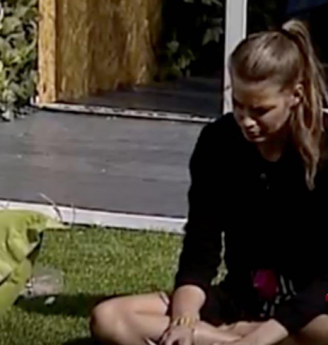 Gf Vip Ignazio Moser fa piangere Ivana perchè la insulta