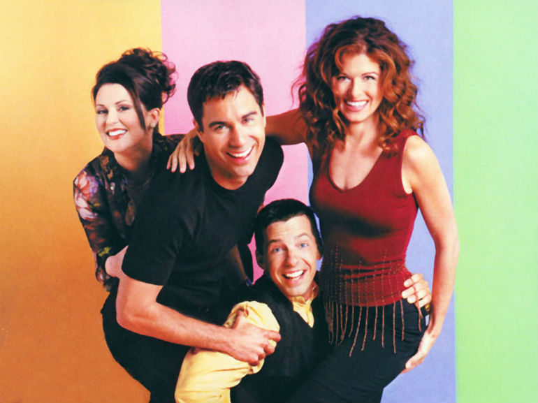 Will & Grace c'è la doppia nomination ai Golden Globe