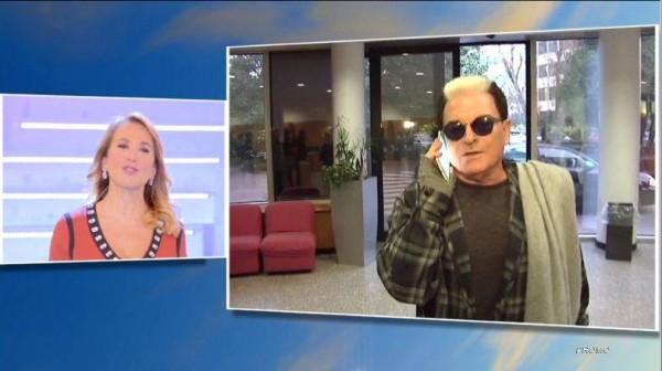 """Cristiano Malgioglio e Domenica Live:""""Il Gf Vip l'ho vinto io!"""""""