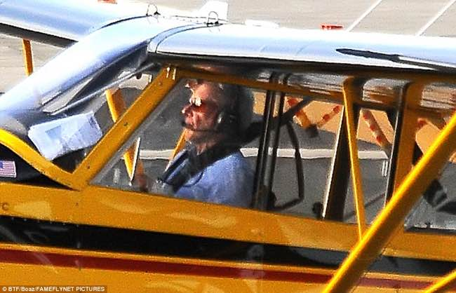 Harrison Ford rischia di morire in un incidente aereo