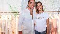Alessandro Matri spopola a Pitti Uomo 2017 con lui anche Federica Nargi