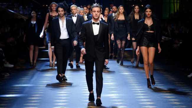 Sfilata Dolce e Gabbana Milano le foto dei modelli più belli · Gallery.  Categorizzato come c2f647dbfde