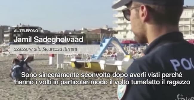 Stupro a Rimini: chi è la transessuale che è stata violentata?