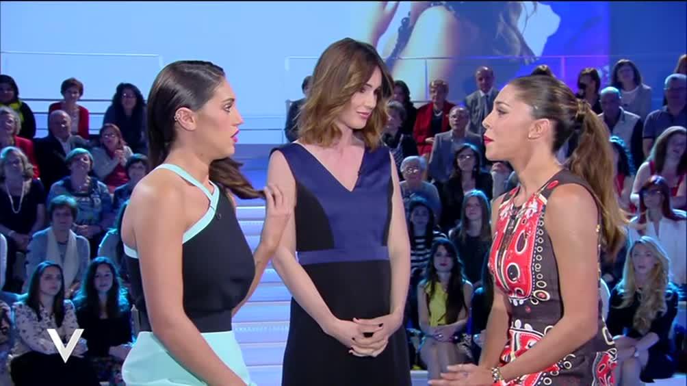 """Cecilia Rodriguez al Grande Fratello Vip: """"Faccio fatica ad abbracciare Belen"""""""