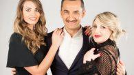 IVANA MRAZOVA compagna di Luca Onestini in prima serata in Tv per 90 Special