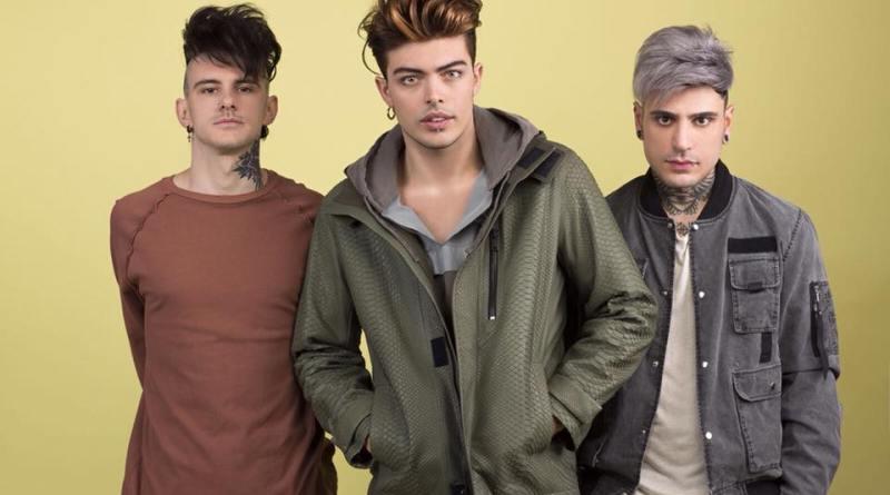 Stash The Kolors testo canzone Sanremo 2018 e abito e stilista scelto