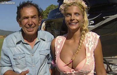 Francesca Cipriani ipnotizzata all'isola da Giucas Casalla, vero o finto?
