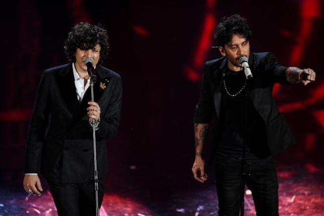 Meta e Moro Sanremo 2018 il brano non è un plagio, conferma Baglioni