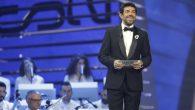 Favino Sanremo 2018 abiti e stilista quinta serata Festival finale