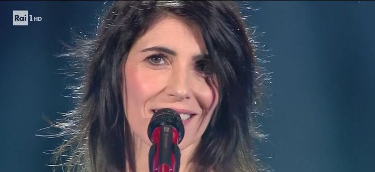Giorgia Sanremo 2018 abito e stilista scelto per l'Ariston