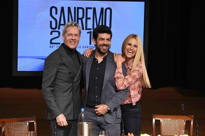 Sanremo 2018 ecco la giuria al Festival da Milly Carlucci a Allevi