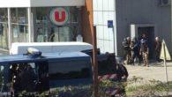 Terrorismo attentato supermercato di Trèbes nel Sud della Francia