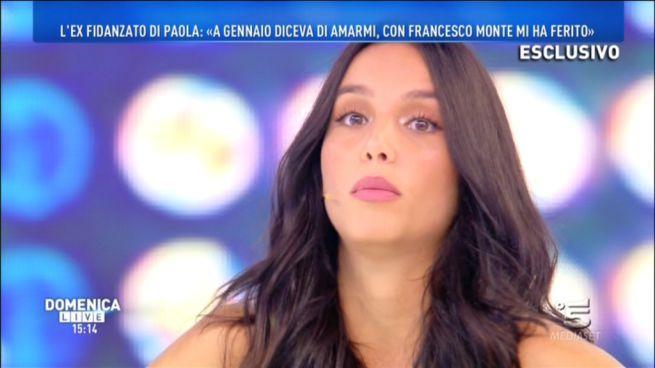 """Paola Di Benedetto su Cecilia Rodriguez:""""Non la temo"""""""