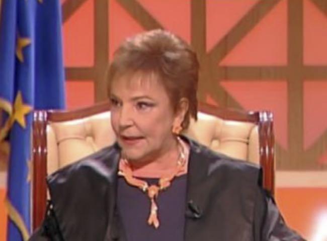 E' morta Maretta Scoca, giudice di Forum