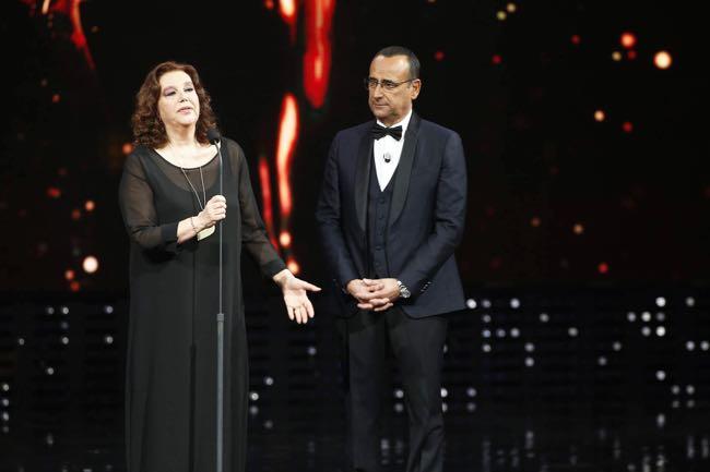 David Di Donatello Stefania Sandrelli mito italiano premiate con un David Speciale