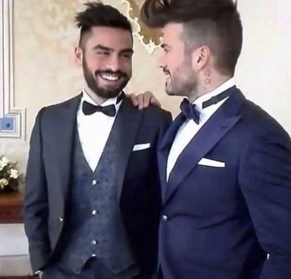 Matrimonio l'abito da sposo in primavera e estate