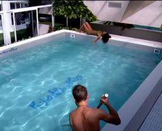 Grande Fratello via anche la piscina dalla casa? Lo sponsor si ritira