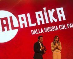 Mondiali 2018, Balalaika con Ilary Blasi e Belen. Replica e streaming