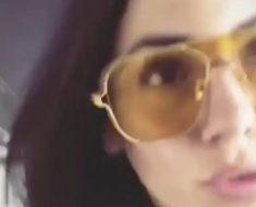 """Giulia De Lellis attacca i fan e li prende a male parole """"Cattivi"""" [VIDEO]"""
