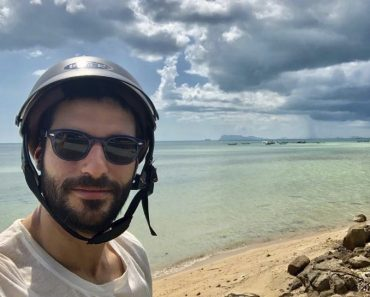 Serkan Cayoglu con o senza barba? Le foto