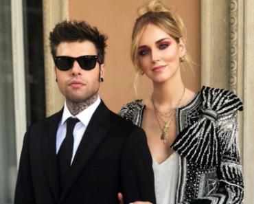 Fedez abito e stilista matrimonio con Chiara Ferragni, che stilista ha scelto?
