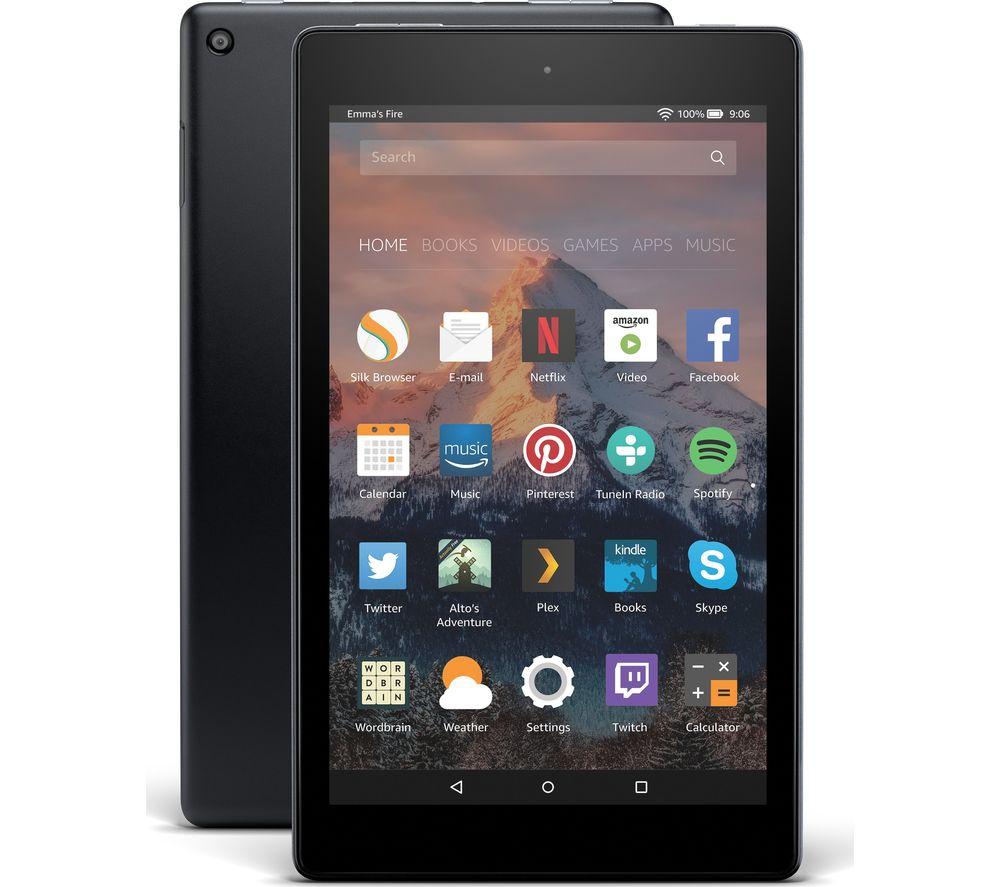 Amazon arriva il nuovo tablet Fire HD 8 prezzo caratteristiche e dove comprarlo