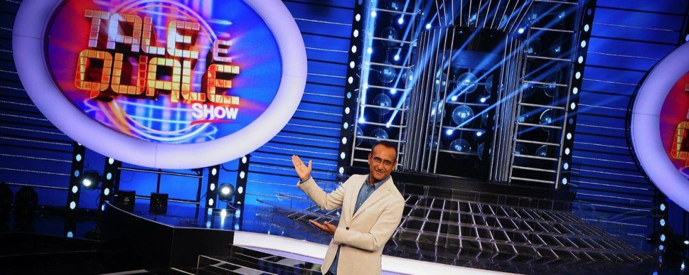 Tale e quale show 2018 replica con Conti, Panariello e Loretta Goggi