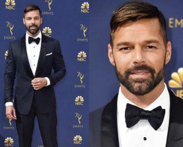 Ricky Martin agli Emmy risplende di luce propria, ecco tutti i vincitori