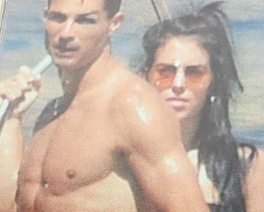 Cristiano Ronaldo la doccia sexy in barca e il fisico mozzafiato