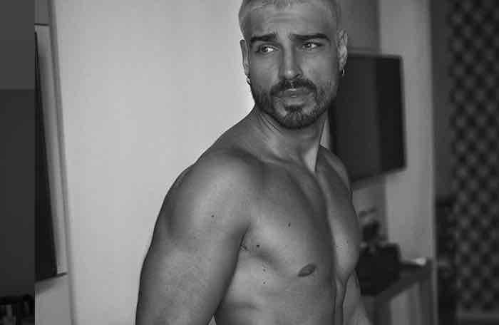 Fabio Colloricchio in mutande bianche su instagram resta il tronista più bello