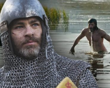 "Chris Pine nudo nell'ultimo film di Netflix ""Outlaw King - Il re fuorilegge"" [foto]"