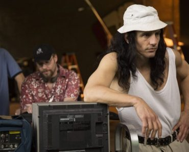 James Franco capelli lunghi e come mamma l'ha fatto in Disaster Artist