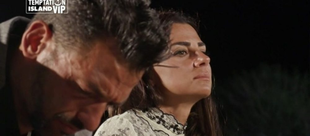 Temptation Island Vip ascolti ultima puntata con Serena e Pago che si sono lasciati