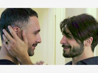 I baci gay cult dei film italiani da Raoul Bova a Marco Bocci