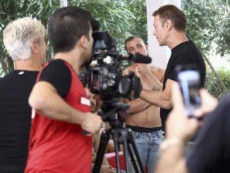 Rocco Siffredi premiato ieri a Los Angeles come miglior regista straniero
