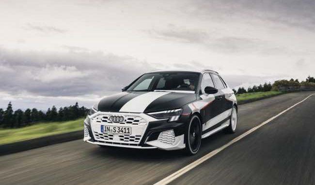 Nuova Audi A3: avanguardia dinamica