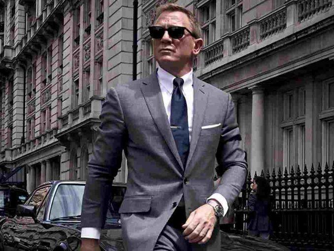 James Bond per colpa del Coronavirus il nuovo film non esce nelle sale