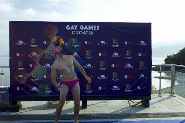 Gamberetti per tutti dal 9 luglio al cinema tutti ai Gay Games!